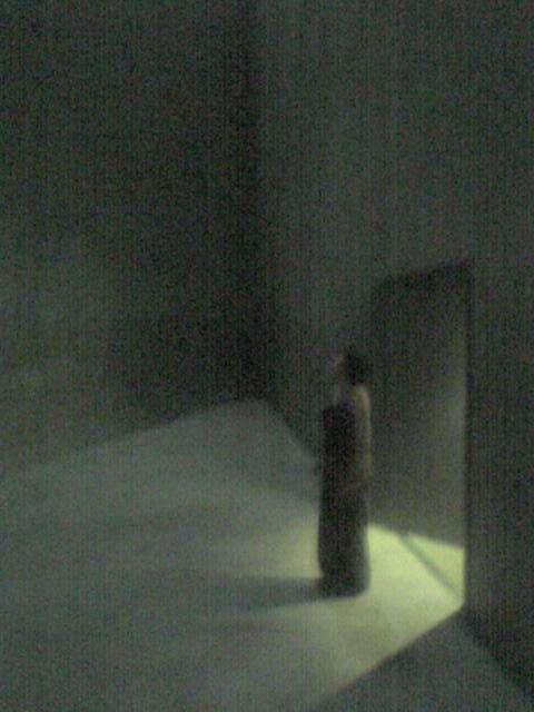 """"""" Entrée dans la tour de l'holocauste"""" Musée juif de Berlin Libeskind"""