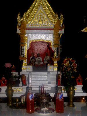 maison des esprits thai