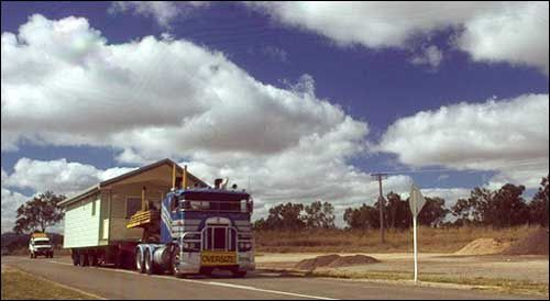 transport par route en Australie