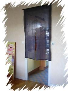 L'entrée de la cuisine