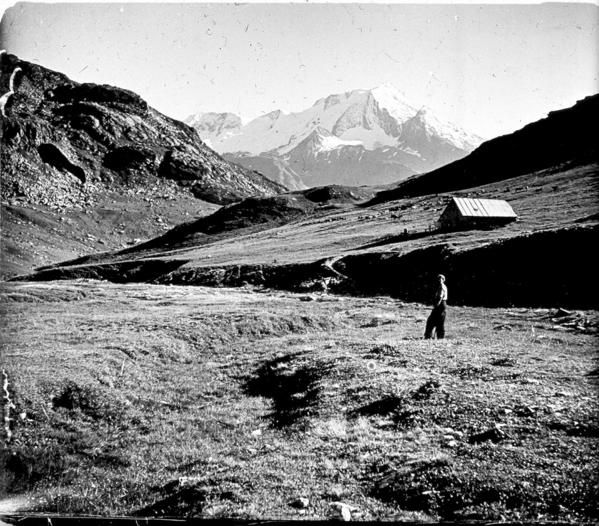 refuge de Plaisance 1930 alpinisme photo Henri Bolon Guillaume ledoux apoutsiak