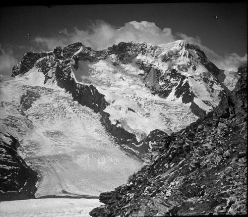 Monts Roses 1955 Breithorn Roccia Nera