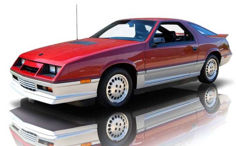 Dodge Daytona 1984