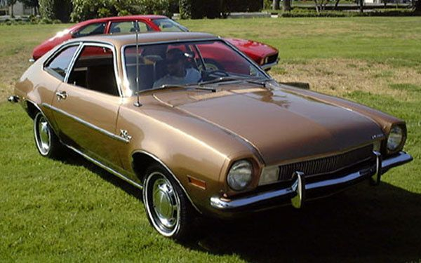 Ford Pinto 73