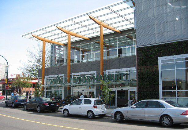 Whole Foods Market in Vancouver