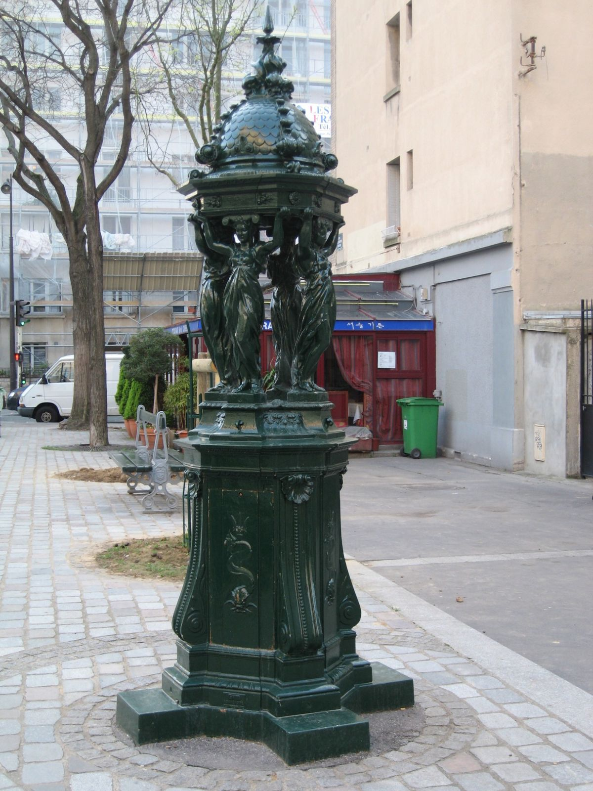 fontaine Wallace
