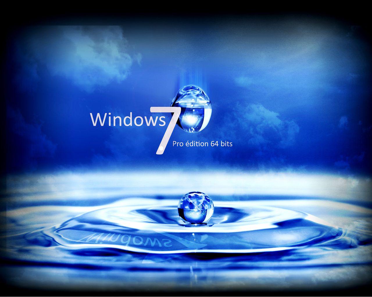 Fond Ecran Windows 7 Graphic Musico Blog Par Blogtrotter