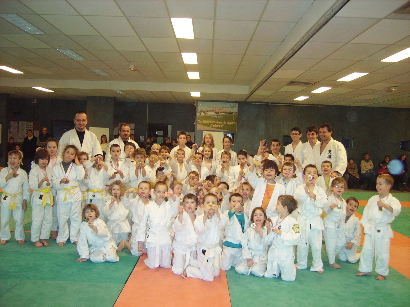 club judo thouars
