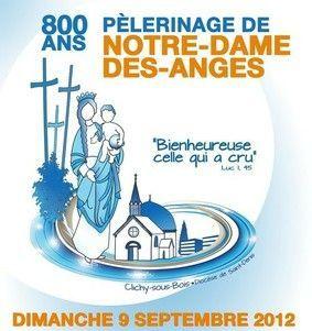 pèlerinage de Notre-Dame des Anges à Clichy-sous-Bois 800 ans