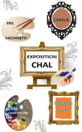 exposition Chal à Gagny