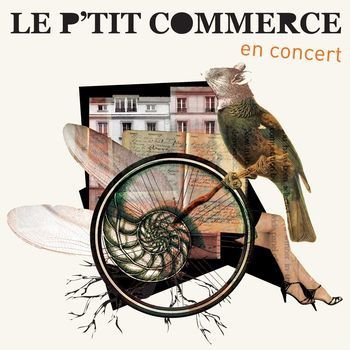Le P'tit Commerce en concert
