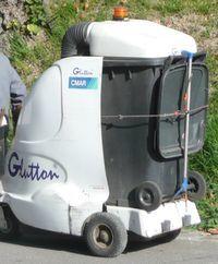 glouton vorace
