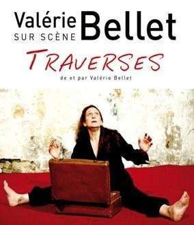 Valerie Bellet spectacle Traverses