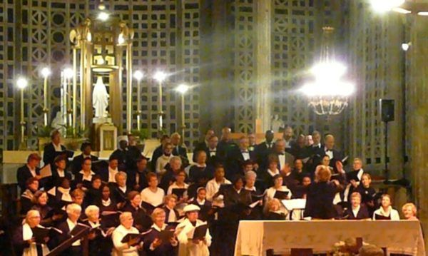 concert de l'Avent à l'église ND du Raincy