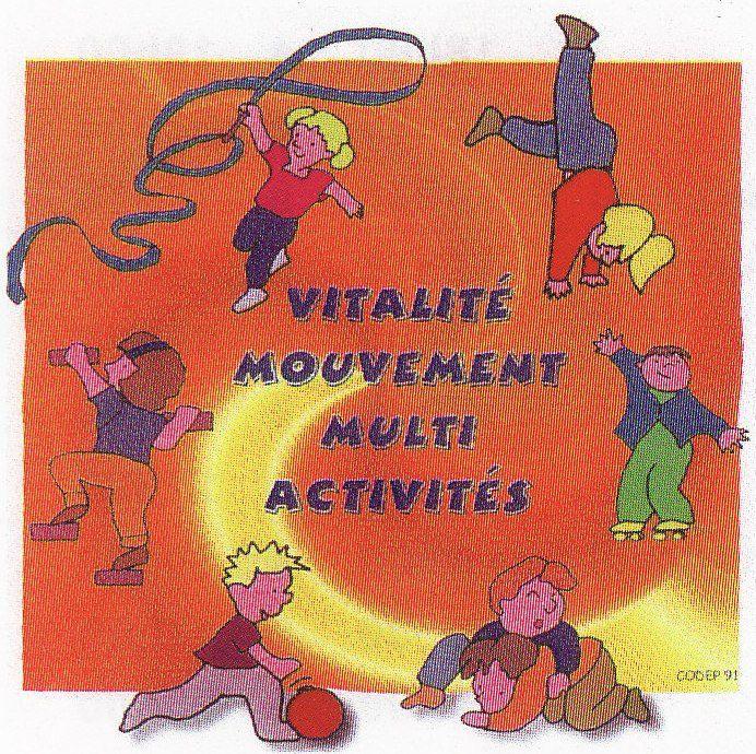 Illustration pour la multi-activité enfants