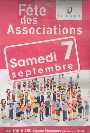 Fête des Associations au Raincy