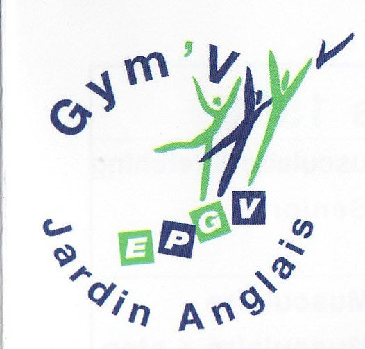 Gym'V Jardin Anglais - logo de l'association