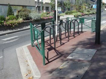 Le Raincy - vélo - photo raincy nono