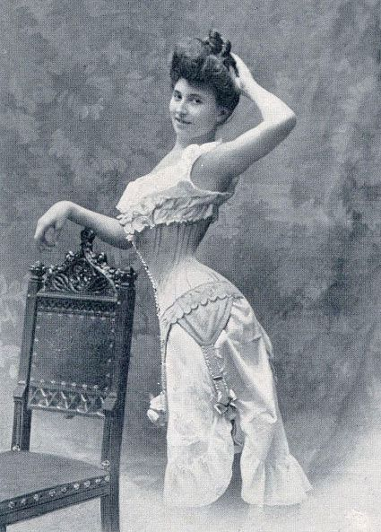 corset photo
