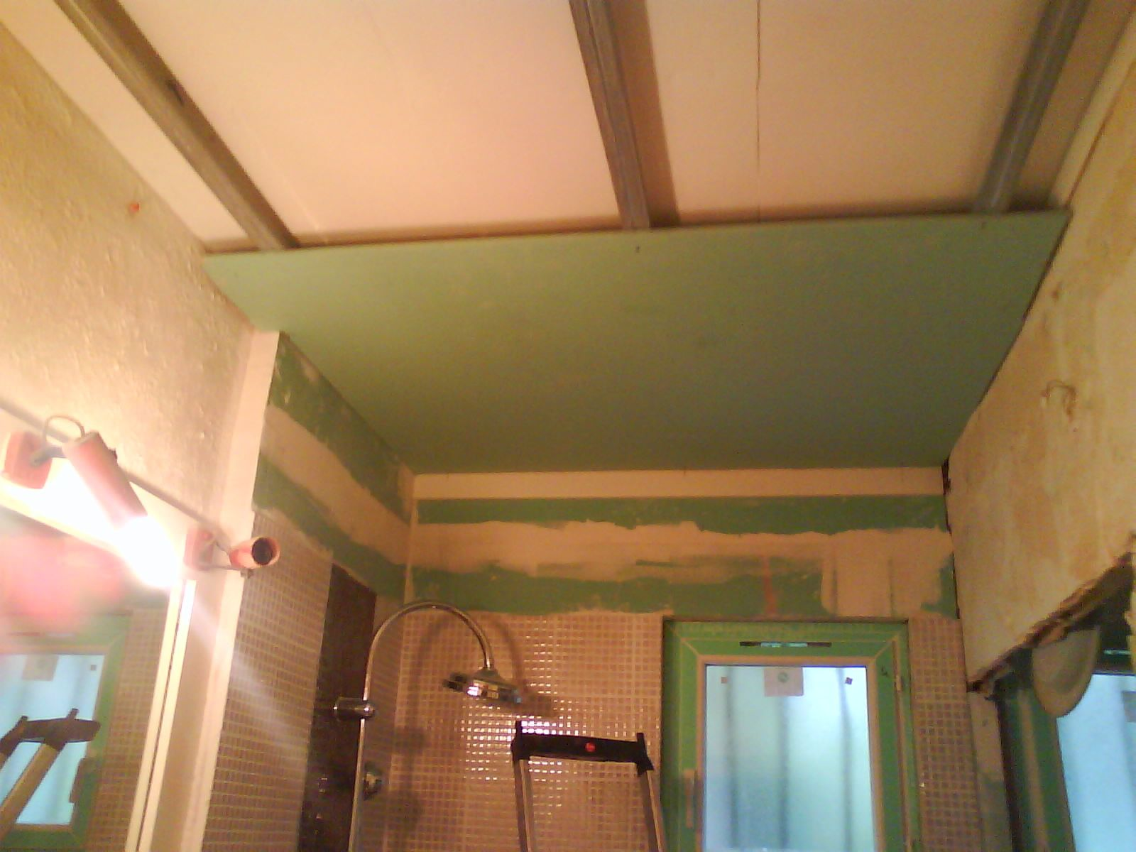 Emejing Faux Plafond Salle De Bain Placo Photos - Design Trends ...
