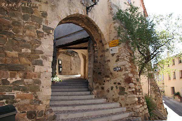 la porte ouest