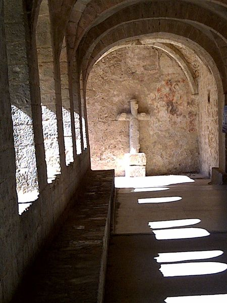 2011 Cloitre St Guilheim croix