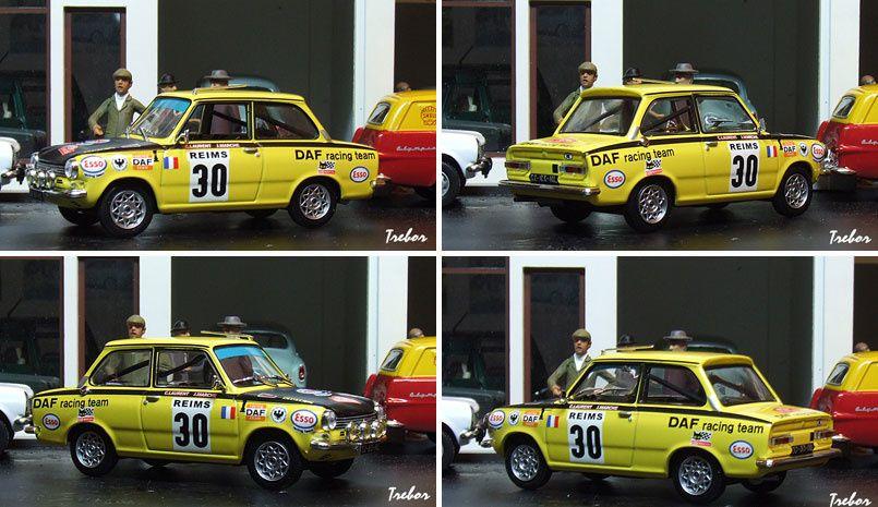GR3794 Daf 55 RMC jaune