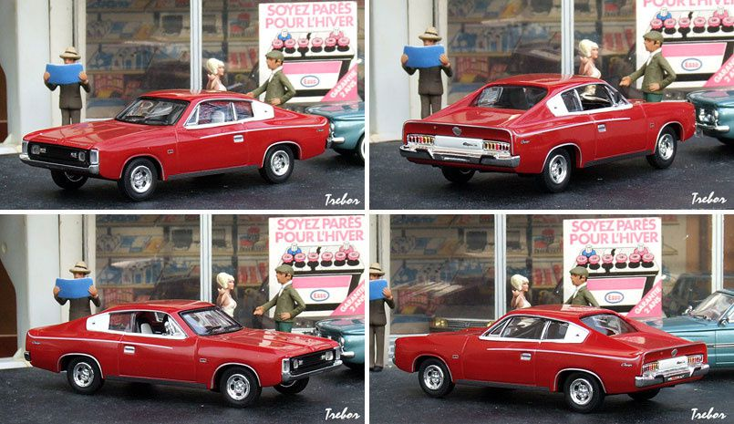 GR3843 Valiant VH Charger r