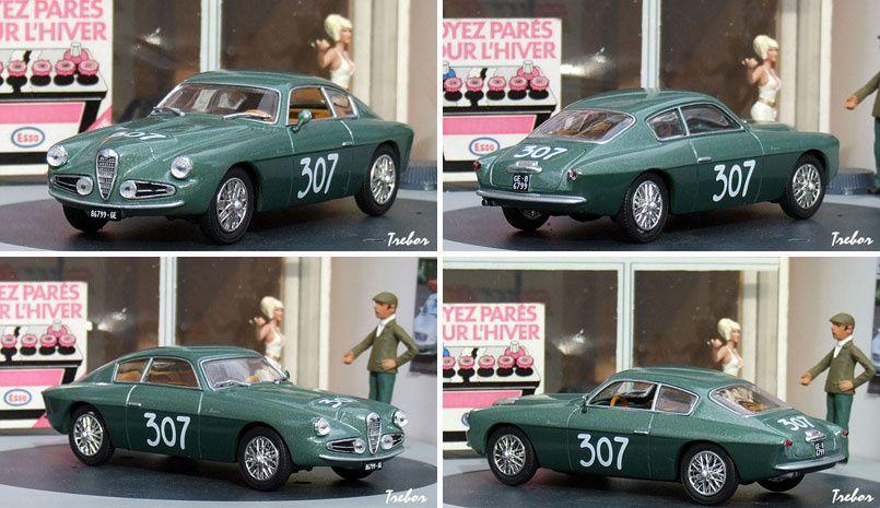 GR3863 Alfa-Romeo 1900SS ve
