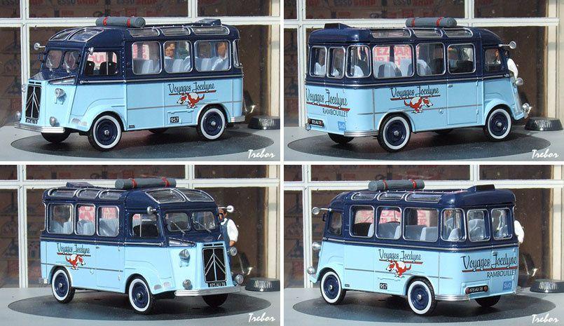 GR3933 Type H autocar