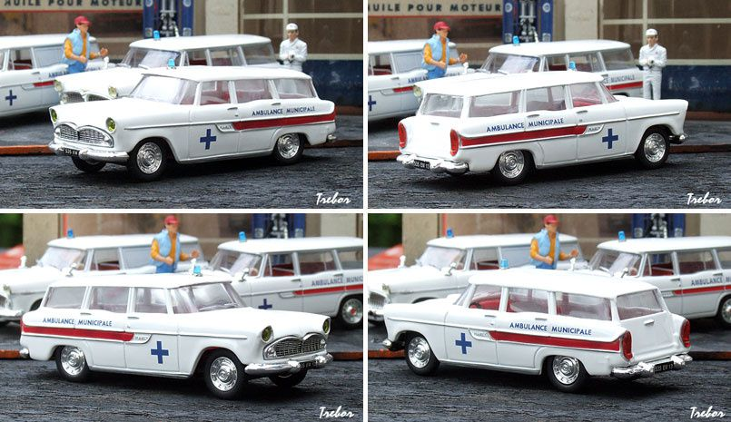 GR3939 Marly Ambulance