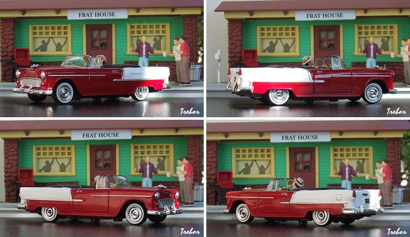 4348GR BelAir cab rouge