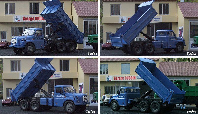 4395GS Tatra benne bleu