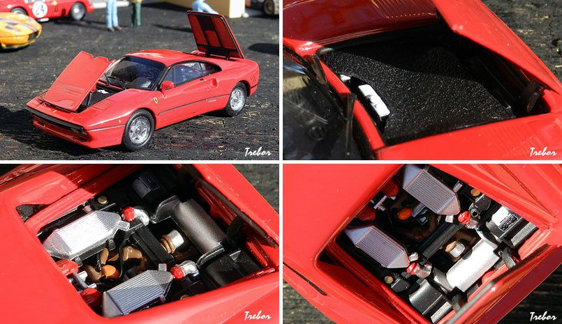 4455GT Ferrari 288 GTO