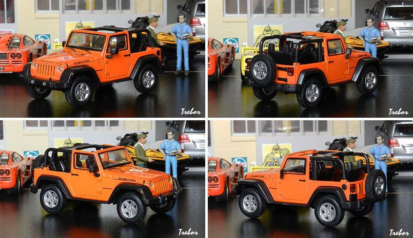 4465GS Jeep Wrangler orange