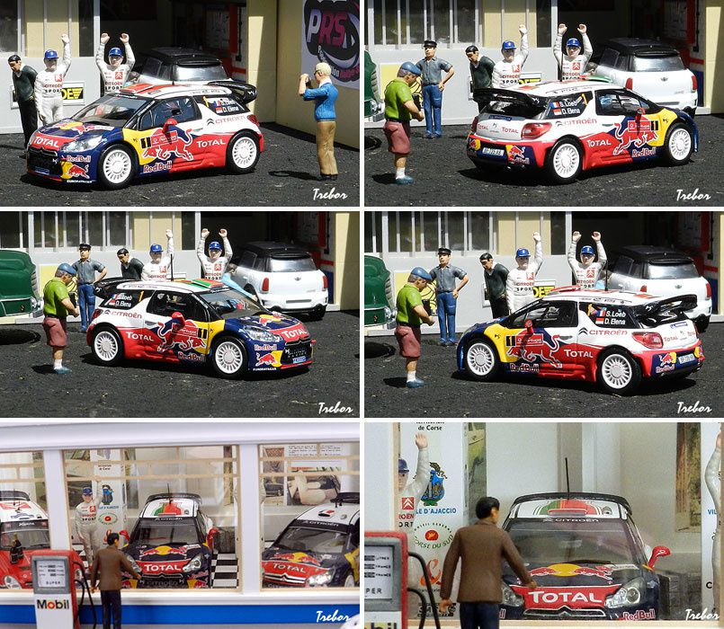 4533GR DS3 WRC Portugal
