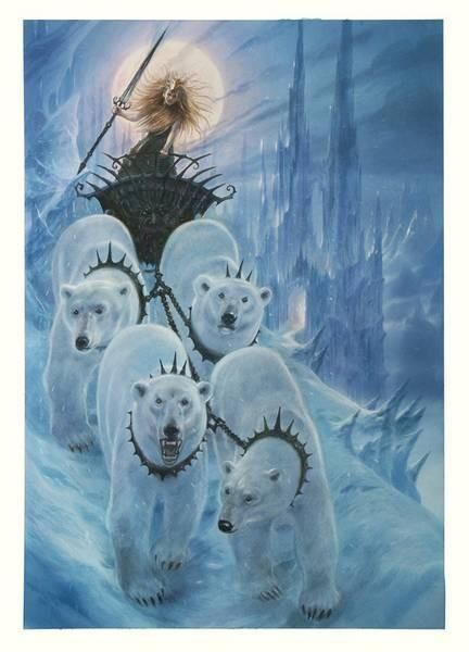 Images formidable John-howe-lithographie-narnia