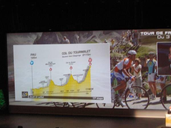 Tour de France 2010 Pau - Col du Tourmalet