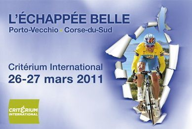 critérium international 2011 affiche