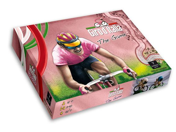 Leader One jeu officiel du Giro