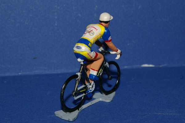 Cycliste miniature Roger : Maillot cicloweb