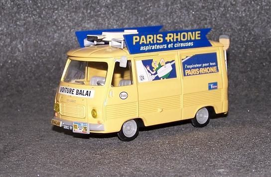 Voiture balai Tour de France 1967 Norev
