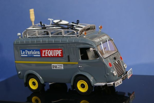 Voiture balai Tour de France 1961 Norev