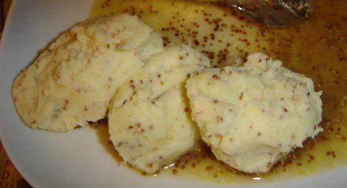 Pur e la moutarde l 39 ancienne dans la cuisine des for Cuisine a l ancienne