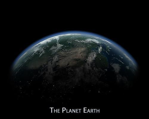 The_Planet_Earth