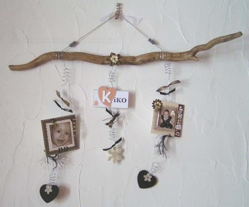 Scrap de la ste for Branche bois flotte decoration