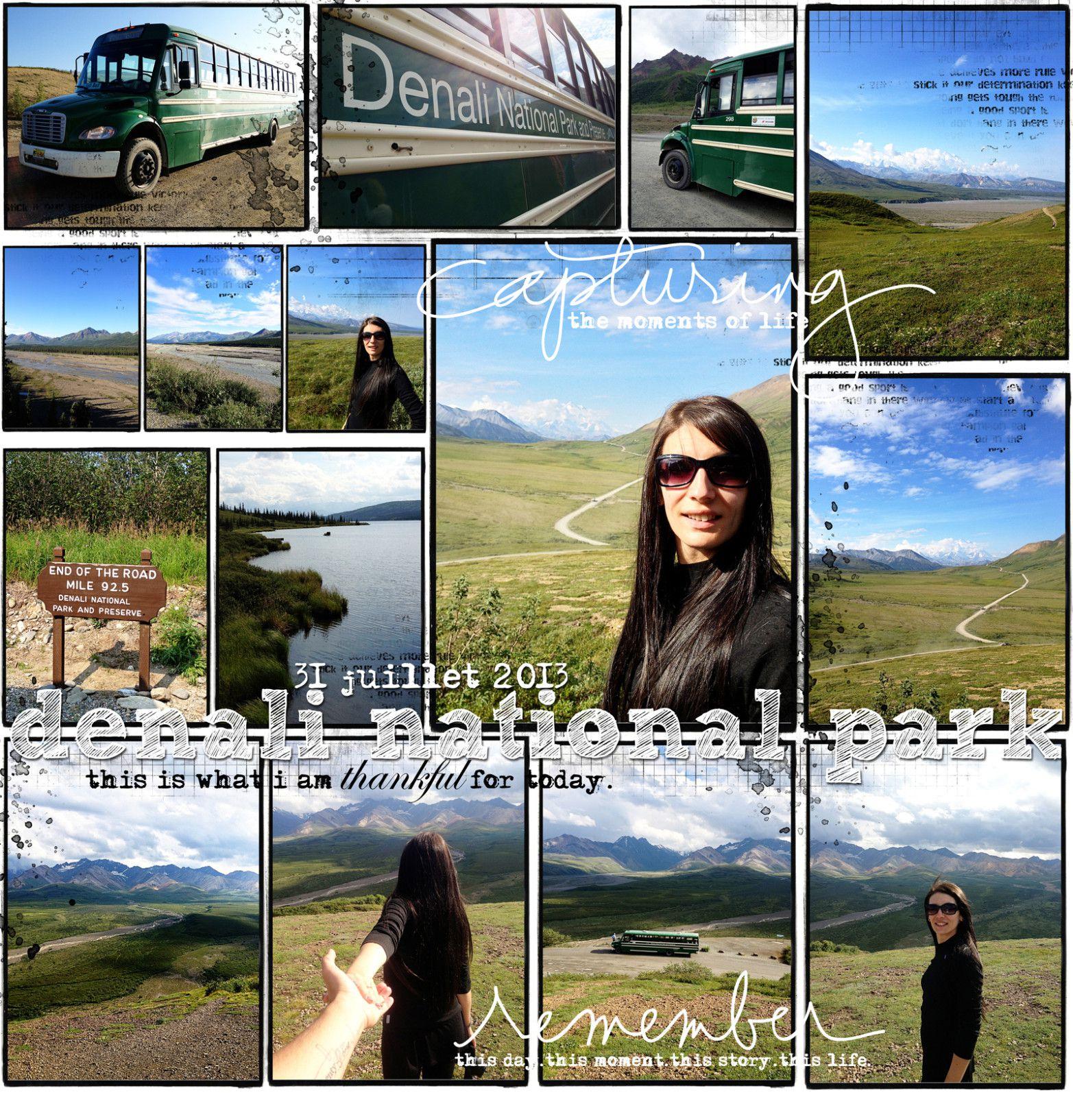 Album - Alaska/Caraïbes -ete-2013