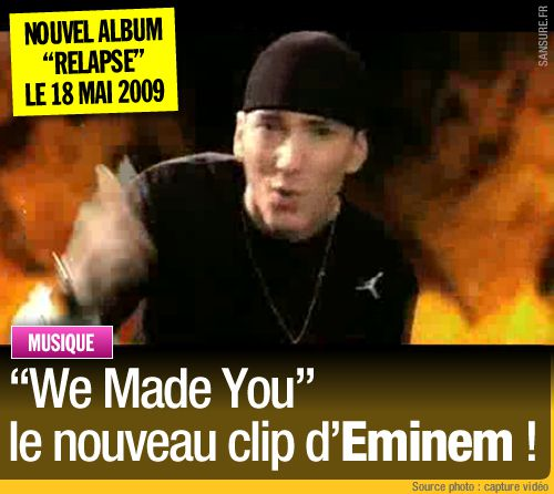 Eminem we made you pornstar excellent