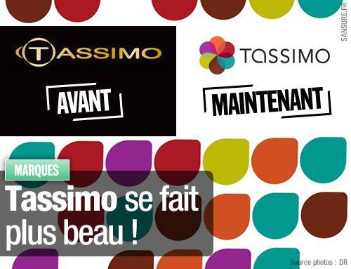 tassimo new logo