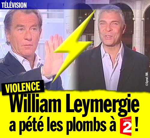 William leymergie a p t les plombs france 2 mis jour sansure fr - Que devient william leymergie ...